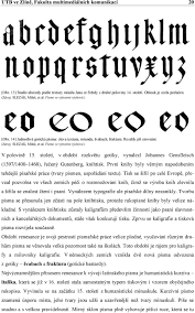 Fenomén Kaligrafie Bca Tamara Burešová Pdf