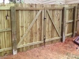 wood fence gate. How Wood Fence Gate
