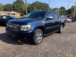 Chevrolet Avalanche Ltz In Alabama For Sale ▷ Used Cars On ...