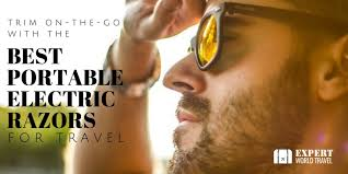 Best <b>Portable Electric Razor</b> for <b>Travel</b> in 2020 ⋆ Expert World <b>Travel</b>