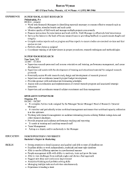 Sample Kitchen Supervisor Resume Research Supervisor Resume Samples Velvet Jobs 3