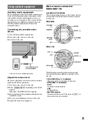 sony dsx ms60 operating instructions page 24 type your new search above