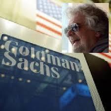 Goldman Sachs: Euro rischia su Beppe Grillo