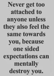 Provoking Quotes About One Sided Friendship
