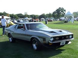 1971 Ford Mustang BOSS 351 Hardtop Coupe 1 (JC) | Jack Snell | Flickr