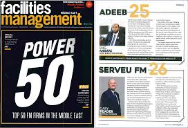Facilities Design And Management Magazine Press Release Adeeb Electricals Electronic Services Co Llc