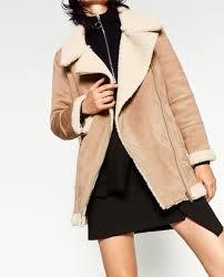 zara oversized suede effect jacket copycat acne studios