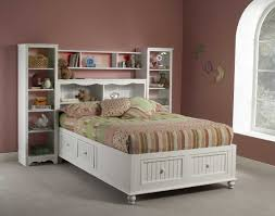 Platform Storage Bed Full as Unique Ideas | Bedroom Ideas and ...