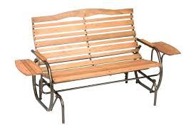 porch swings and gliders wooden porch glider delightful lush patio glider bench x modern wooden porch