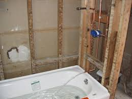 How To Install Bathtub Shower Faucets Tubethevote - Install bathroom faucet