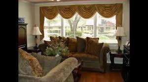 Large Living Room Window Treatment Window Treatment For Large Living Room Living Room Design Ideas