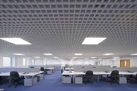 suspended office lighting. Ceiling Lights Commercial Office Fluorescent Light Fixtures Led Bulbs Lighting Suspended