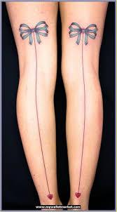 Knee Tattoo Shank For Girls And Totem Tattoos Stocking Tattoo