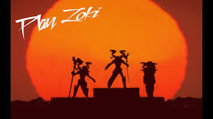 Play Loki Wallpaper- Daft Punk Album Cover of Get Lucky : Smite
