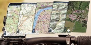 locus map mobile outdoor navigation app