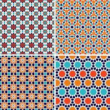 Arabic Pattern Eid Papers Arabic Pattern Islamic Pattern Ramadan Paper Ramadan Background Moroccan Background Eid Pattern
