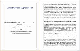 Microsoft Office Contract Template Ms Word Contract Template Beautiful 3 Microsoft Word Rental