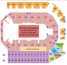 Ppl Center Allentown Pa Seating Chart Ppl Center Tickets Allentown Pa Ticketsmarter