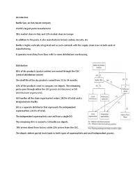 barilla spa notes inventory s