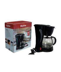 Snapdeal Kitchen Appliances Skyline 6 Cup Vt 7014 Coffee Maker Price In India Buy Skyline 6
