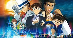 Thám tử lừng danh Conan: Cú đấm Sapphire xanh - Detective Conan: The Fist  of Blue Sapphire (2019) vietsub + thuyết minh full HD, Động Phim