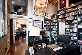 saveemail industrial home office. Collect This Idea Living West-loop-loft-besch-design (3) Saveemail Industrial Home Office R