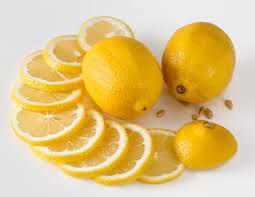 vermageren met citroen