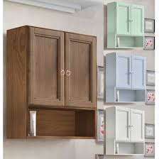double arte povera wall cabinet walnut