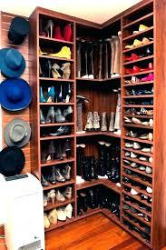 closet hat rack storage medium size of small shoe organizer for cap baseball holder