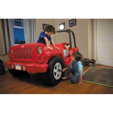Little Tikes Bedroom Furniture Jeep Toddler Bed Red Walmartcom