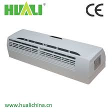 hvac fan coil cooling and heating wall mounted split type unit with ce hvac wall unit o61