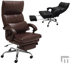office reclining chairs. Pillow Top Leather Office Recliner W Footrest For Reclining Chair With Leg Rest Decor 5 Chairs
