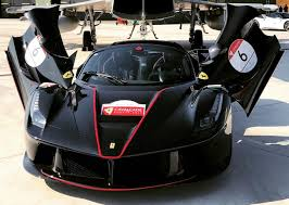 ferrari laferrari aperta black. laferrari aperta in black one of the first this collector is a vip client ferrari laferrari