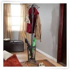 Adesso Umbrella Stand And Coat Rack Have to have it Adesso Contour Wooden Standing Coat Rack 100H in 27