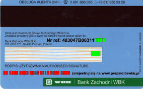 pełen numer rachunku karty full account number fill in your iban which is 26 characters long you can either find it on page one by rachunek or on the