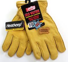 Kinco 198hk Lined Premium Grain Cowhide Leather Work Glove