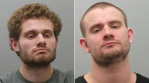 Two brothers charged in road rage shooting of man in front of his ...