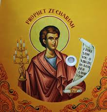 Image result for the prophet zechariah