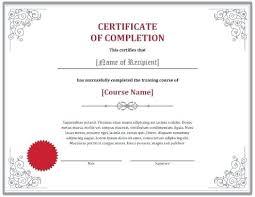 Elegant Models Of Certificate Template Design Wordpress