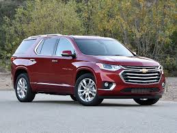Chevrolet Traverse - Overview - CarGurus