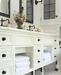 white bathroom cabinets with bronze hardware. oil rubbed bronze pulls white bathroom cabinets with hardware decorpad