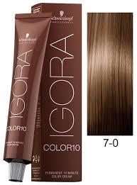 Schwarzkopf Igora Color10 10 Minute Hair Color Free Shipping