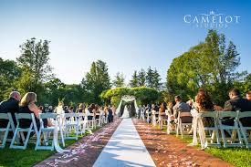 crest hollow country club wedding ceremony