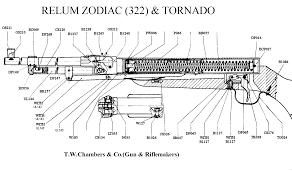 Tornado 322 Relum Airgun Spares Chambers Gunmakers