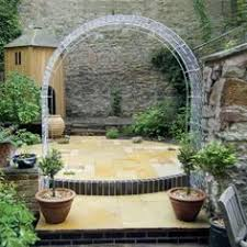 Small Picture Metal Garden Arch Arches 10 off standard plain zinc