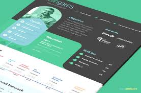 Modern Resume Color Modern Resume Template In Psd With Cover Letter Zippypixels