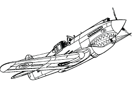Battleship Coloring Pages Aircraft Carrier Ship Us Navy Coloring