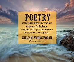 Poetry Quotes Beauteous 48 Fascinating Poetry Quotes That Will Make Your Day SayingImages