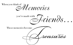 40 Most Beautiful Friendship Memory Quotes Nice Sayings About Unique Old Memories Quotes Friends