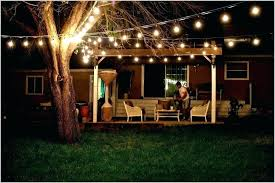 hanging outdoor string lights ideas for hanging outdoor string lights a modern looks globe string lights